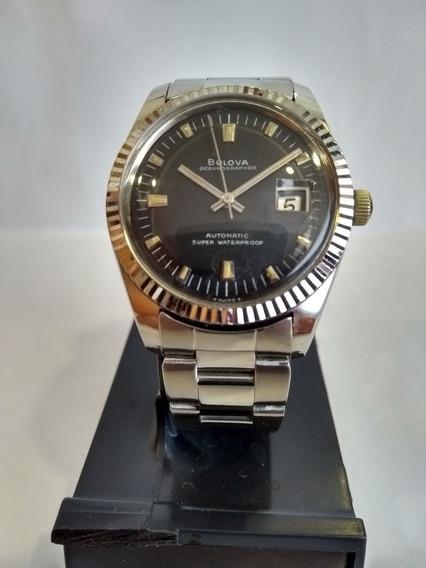 Reloj Bulova Oceanographer Vintage