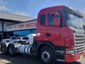 Scania G420 A6x2 - 2011/2012