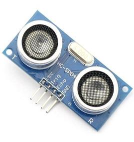 Módulo Sensor Ultrasonico Hc Sr04 Arduino ( Frete R$12,00 )