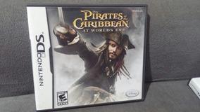 Piratas Do Caribe At Worlds End Nintendo Ds Original Complet