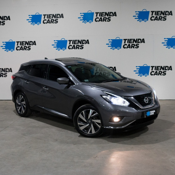 Nissan Murano Exclusive Cvt.