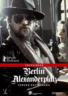 Dvd Berlin Alexanderplatz, Box 6 Dvds, Fassbinder 1980 +