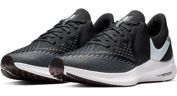 Tênis Nike Zoom Winflo 6 Feminino Running Original