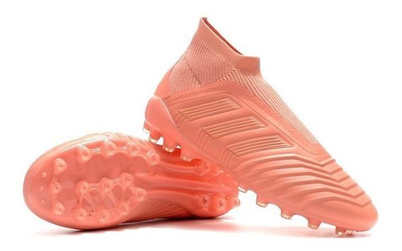 Zapatillas adidas Futbol Predator 18+ag30 Coral Claro 39-45