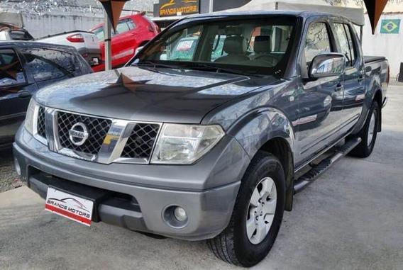 Nissan Frontier Sel 4x4 2.5 Diesel 16v Cd 4p Automático