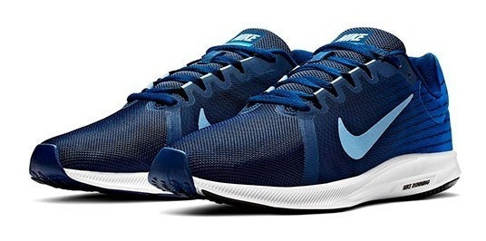 Tenis Nike Downshifter 8 Navy Tallas De 27½ Al 29 Hombre Ppk