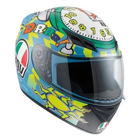 Capacete Agv K-3 Wake-up