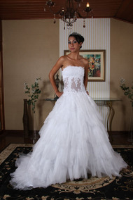Vestidos De Noiva Usados - Lote Com 5 Peças