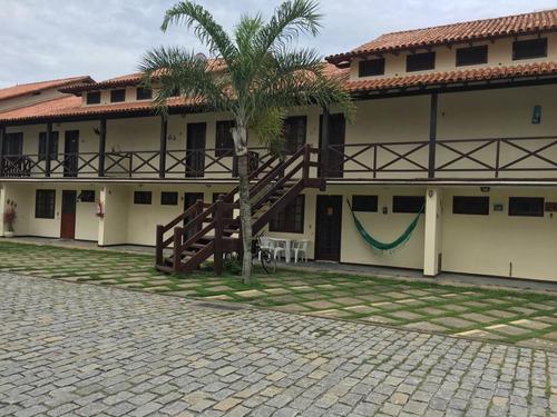 Apartamento Em Praia Grande, Arraial Do Cabo/rj De 54m² 1 Quartos À Venda Por R$ 280.000,00 - Ap428862