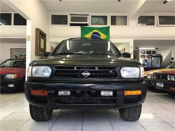Nissan Pathfinder 3.3 Se 4x4 V6 12v Gasolina 4p Automático