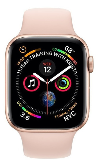 Apple Watch Séries 4 40mm Gps S4 + Nota