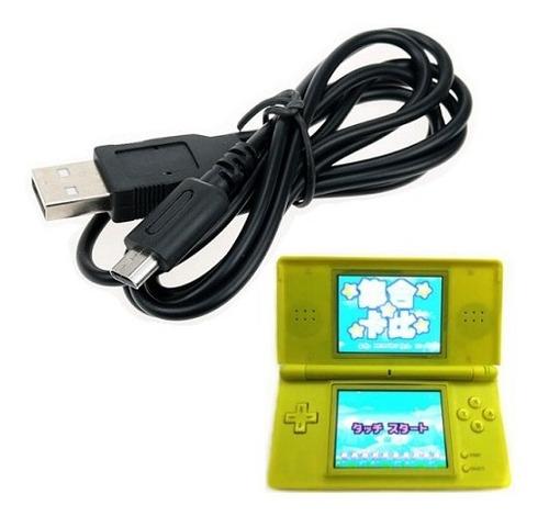 Cable De Carga Nintendo Ds Lite A Usb.