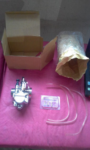 Carburador Koso 30mm Guilhotina Powerjet