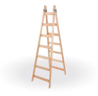 Escalera Pintor Reforzada 8 Escalones Pintumm