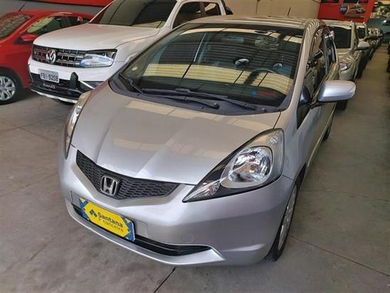 Honda Fit Fit Ex/s/ex 1.5 Flex/flexone 16v 5p Aut. Flex Man