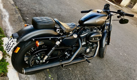 Harley-davidson Iron 883 Muito Nova 5000 Km !!!!!