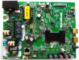 Placa Principal Tv Led Semp Toshiba Dl3244(a)