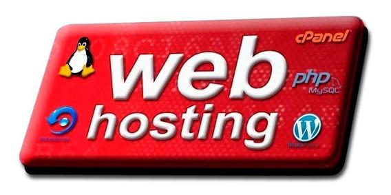 Hosting Linux $$$ Anual Php Mysql Cpanel + Creador De Sitios