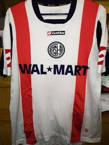 Camiseta Lotto De San Lorenzo! Talle L #8