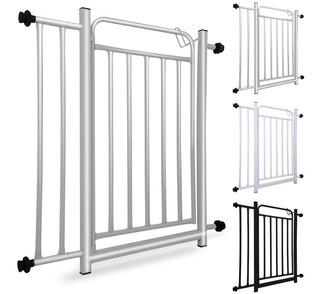 Grade De Porta Portão Segurança P/ Cachorro Vão 69 A 127cm