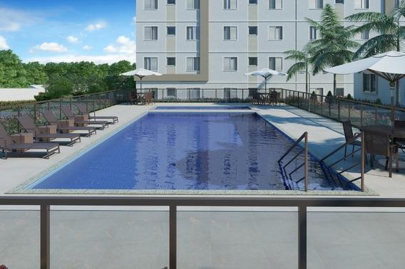 Apartamento Para Venda, 2 Dormitórios, Centro - Mogi Mirim - 14