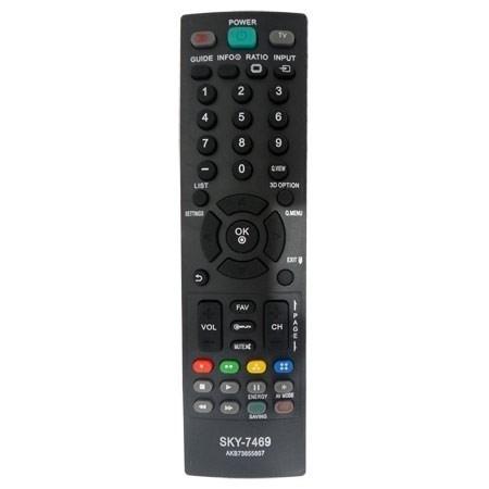 Controle P/ Tv Lg 32cs460 32lm3400 32ls3400 32ls3450 Sky7469