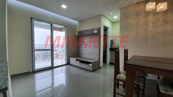 Apartamento Em Lauzane Paulista - São Paulo, Sp - 333949