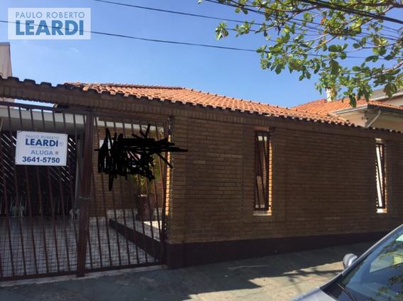 Casa Térrea Alto Da Lapa - São Paulo - Ref: 552200