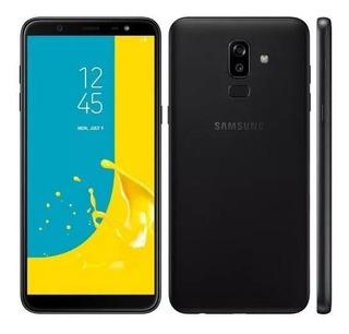 Samsung J8 64gb De Vitrine + Película Brinde Mostruário