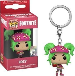 Funko Pop! Keychain: Fortnite - Zoey - (36973)
