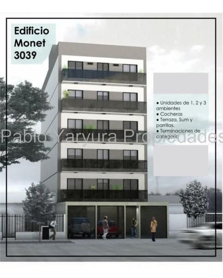 3 Ambientes | Monet 3039
