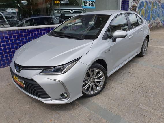 Toyota Corolla Altis Hybrid 0km 2020 Blindado Niii-a Top