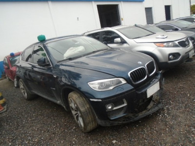 Sucata De Bmw X6 M V8 4.4 2014