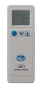 Controle Remoto Mxt 1065 Para Ar Condicionado Universal Kt-1