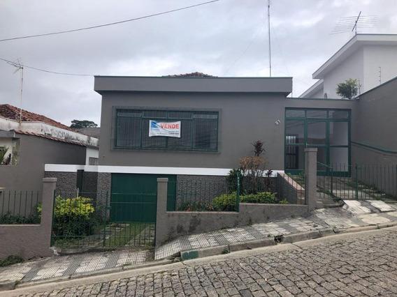 Casa Residencial À Venda, Vila Sud Menuci, Mogi Das Cruzes. - Ca0008