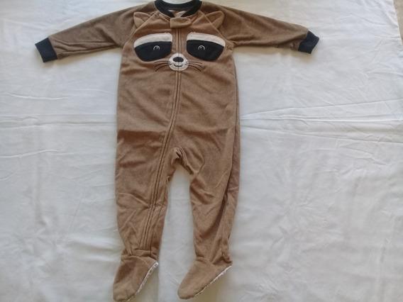 Macacão Pijama Bebê Carters Importado Original Fleece