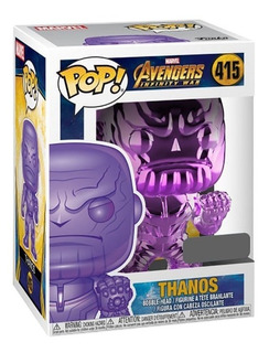Funko Pop Avengers Infinity War 415 Thanos Magic4ever
