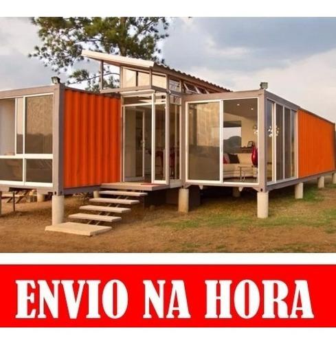 Projeto Para Construção Casa Container