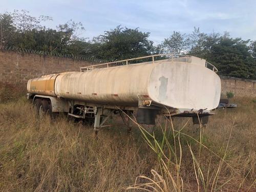 Imagem 1 de 4 de Carreta Tanque Aço Carbono 30.000 L Rod. 11/22 Randon 1986