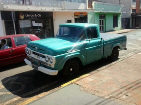 Ford F-100 - Rancheira - 1966