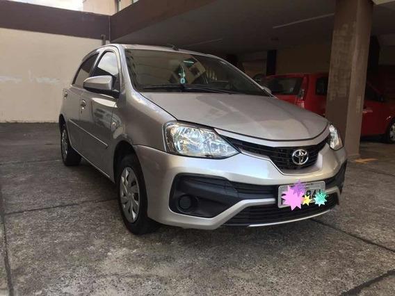Toyota Etios 1.5 16v Ready! Aut. 5p 2017