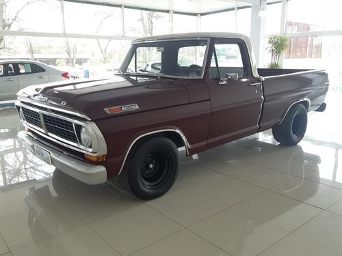 Imagem 1 de 15 de Ford F100