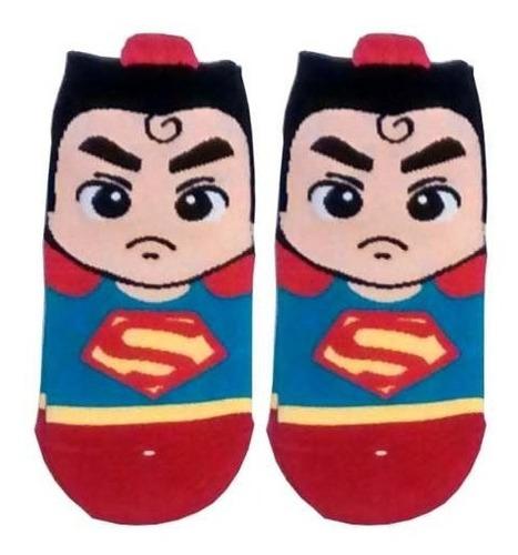 Medias Niños Y Niñas Superman
