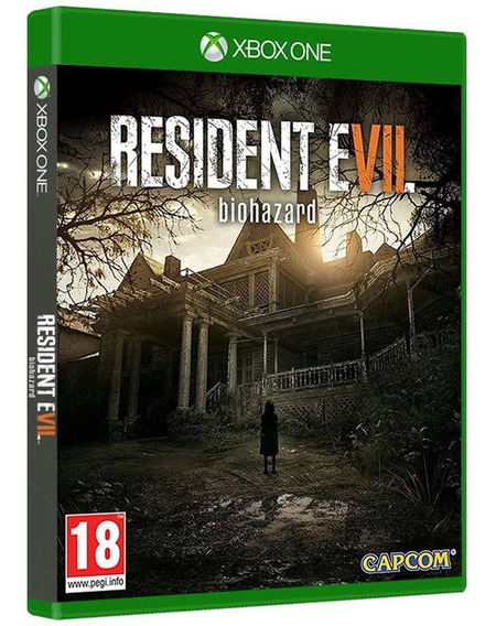 Resident Evil 7 - Xbox One - Mídia Física Leg. Português