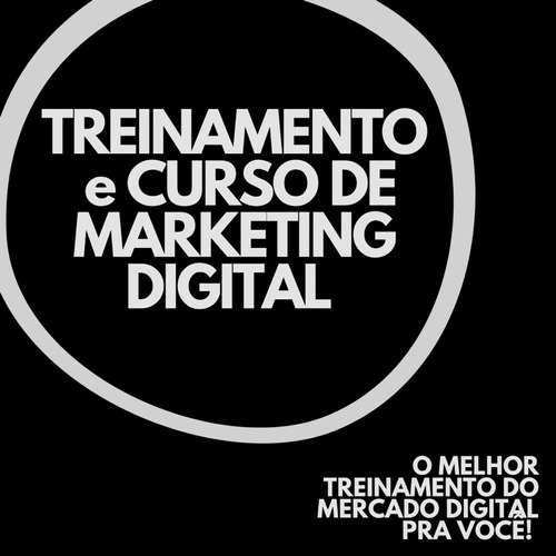 Treinamento/curso Online De Marketing Digital