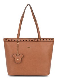 Bolsa Feminina Mickey Mouse Original Bmk 78425