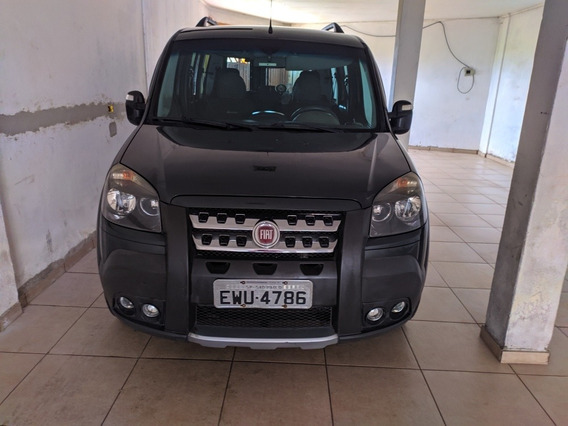Fiat Doblo Xingu 2013 1.8 Flex