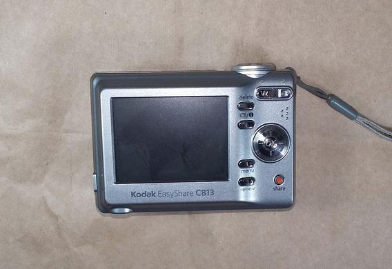 Câmera Kodak Easyshare C813 Retirada De Peças