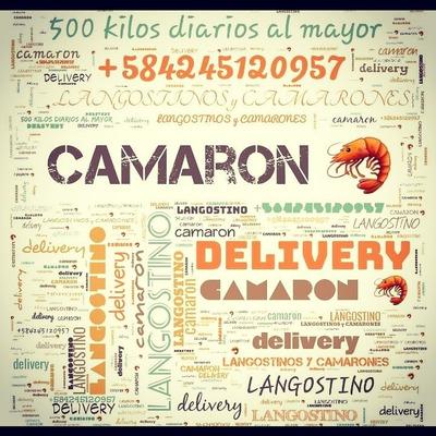 Camarones Langostinos Servicio De Entregas Delivery