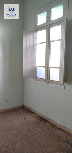 Imagem 1 de 12 de Casa Com 3 Dormitórios Para Alugar, 189 M² Por R$ 3.500,00/mês - Centro - Piracicaba/sp - Ca1036